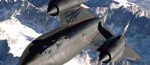 Senior Crown : SR-71 Blackbird - globalsecurity.org