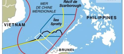 Tensions entre les Etats-Unis et Pékin en Mer de Chine - Challenges.fr - challenges.fr