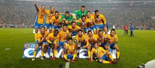 Tigres se coronó campeón del Apertura 2016 de la Liga MX