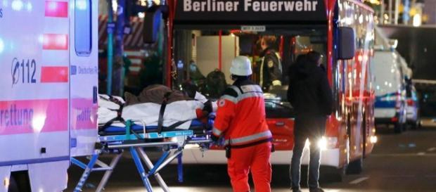 ATAC TERORIST LA BERLIN, INCA SE CAUTA VINOVATII