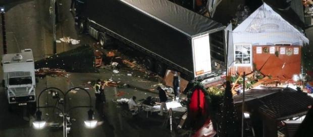 Berlin : La piste de l'attentat terroriste à été confirmée