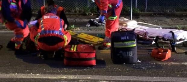 Calabria: 28enne travolto e ucciso da un auto (foto di repertorio)