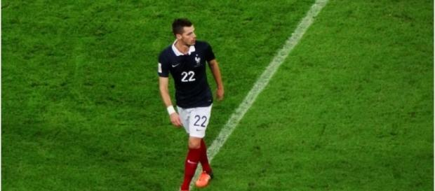 France midfielder Morgan Schneiderlin / photo by Ben Sutherland via wikipedia