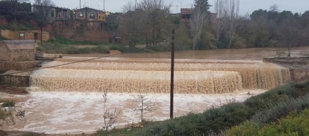 las fuertes lluvias de los últimos días de la Generalitat Valenciana