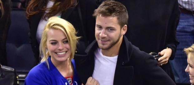 Margot Robbie Marries Tom Ackerley | POPSUGAR Celebrity - popsugar.com