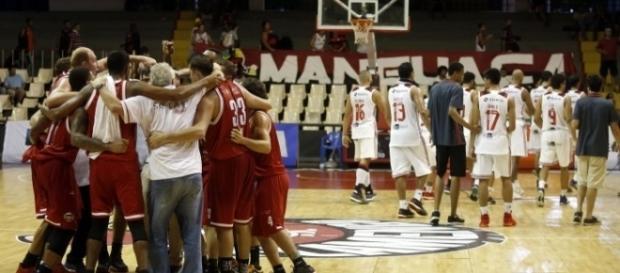 O Basquete Cearense venceu fora de casa (Foto: Staff Images/Flamengo)