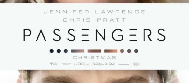 Passengers dal 30 dicembre al cinema