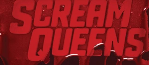 Scream Queens tv show logo image via Flickr.com