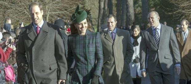 The Royal Family is preparing for the annual pre-Christmas lunch hosted by the Queen- Blasting News Library (theenchantedmanor.com)