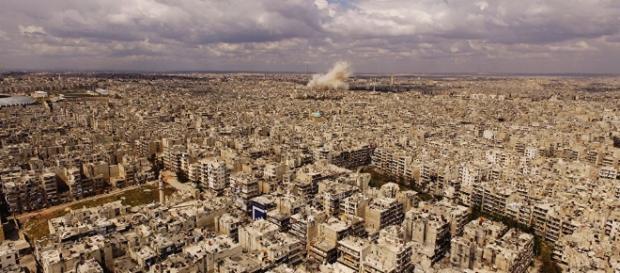 Wurden auch deutsche Soldaten in Aleppo entdeckt und verhaftet? (Fotoverantw./URG Suisse: Blasting.News Archiv)