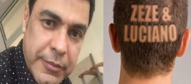 Zezé Di Camargo entra em polêmica - Google