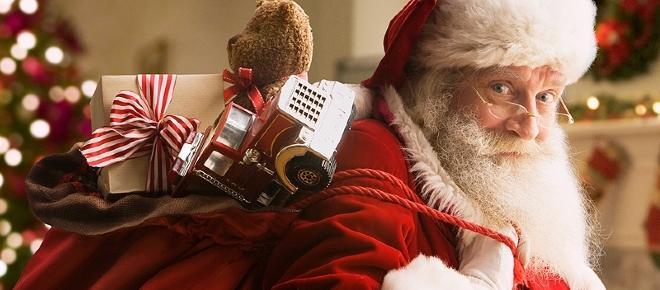 Conheça a história das origens do Pai Natal