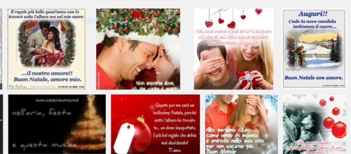 Regalo Natale Amore.Auguri Di Natale Frasi E Messaggi Romantici