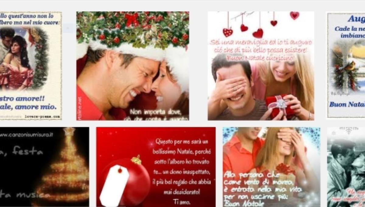 Frasi Romantiche Per Natale.Auguri Di Natale Frasi E Messaggi Romantici
