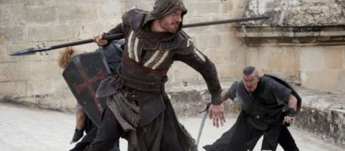 Assassin's Creed con Michael Fassbender