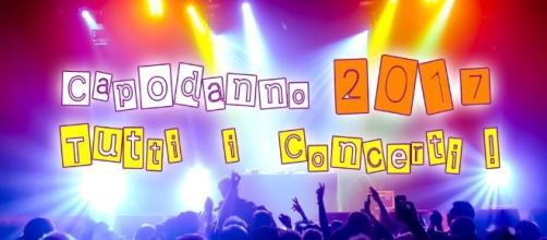 Elenco ufficiale Concerti di Capodanno 2016/2017 in piazza - 2017 - capodanno-offerte.com