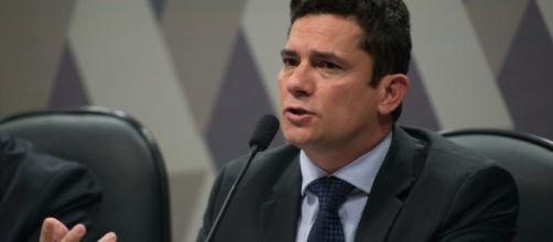 Em audiência Moro debate com advogados de Lula Fábio Rodrigues Pozzebom / Agência Brasil