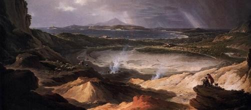Il supervulcano dei Campi Flegrei mostra segnali di risveglio.