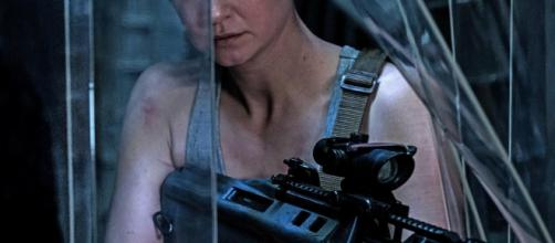 Katherine Waterston en Alien Covenant