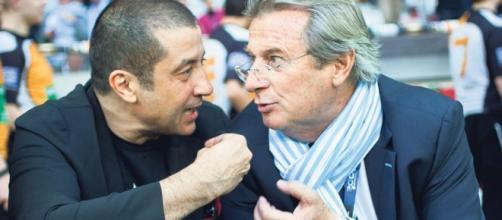 Lorenzetti et Boudjellal, deux présidents de clubs puissants du Top 14