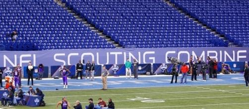 NFL Scouting Combine (Photo Credit: SI.com via Blasting News library)