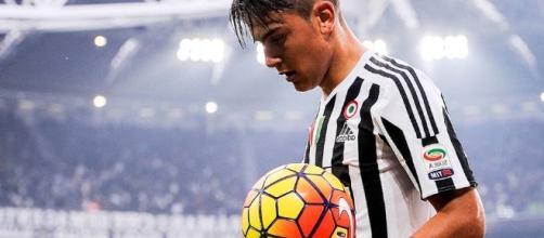 Paulo Dybala attaccante della Juventus