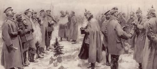 World War I: The 1914 Christmas Truce » The Event Chronicle - theeventchronicle.com