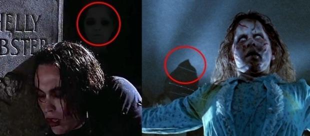 Confira algumas coisas estranhas que aconteceram em filmes de terror