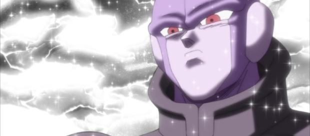 Hit en el episodio 71 de Dragon Ball Super