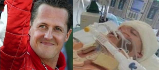 Imagem de Schumacher no coma - 1 NEWS