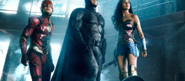 Imagen de Flash, Batman y Wonder Woman