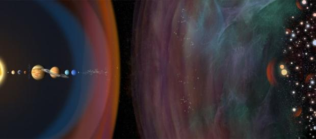 Interstellar: Crossing the cosmic void   3tags - 3tags.org