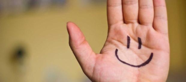 La felicidad... está en su mano