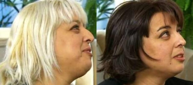Mulhere fica insatisfeita com corte de cabelo, e chora durante o programa.