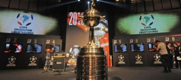 O sorteio na sede da Conmebol, no Paraguai, vai definir todo o chaveamento da Taça Libertadores 2017.