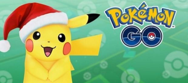 pokemon-go-santa-hat-pikachu- ... - gamerant.com