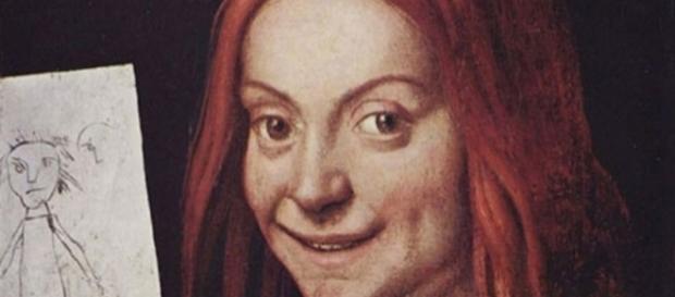 Ritratto di Ragazza, una tele di Caroto tornata al museo di Verona