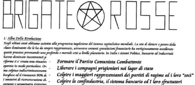 Secondo Maurizio Belpietro la tattica di Renzi e dei Media contro il M5S sarebbe simile a quella utilizzata dalle Brigate Rosse