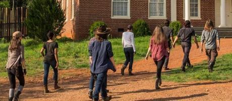 The Walking Dead: La suite de la saison 7 aura un ton différent