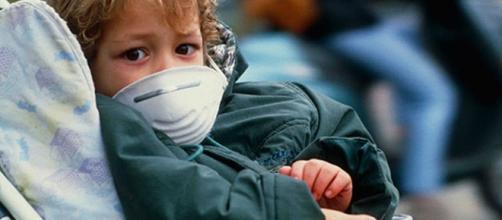 Brescia: aria inquinata, danni al DNA dei bambini - bresciatoday.it