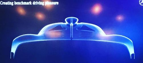 Check on the last picture of Mercedes – AMG Hypercar of THESE ... - automotivenews.gdn