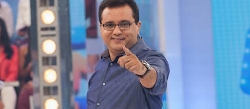 Geraldo Luis não poupou críticas à Geisy Arruda e detonou a modelo (Foto: Reprodução/RD1)