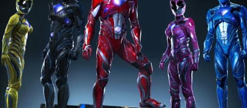 Power Rangers on Flipboard | Dragon Ball, Judge Dredd and Ghost Rider - flipboard.com