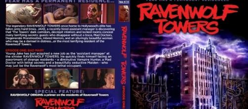 'Ravenwolf Towers' is the latest project by Full Moon Entertainment. / Photo via Clint Morris, October Coast PR.