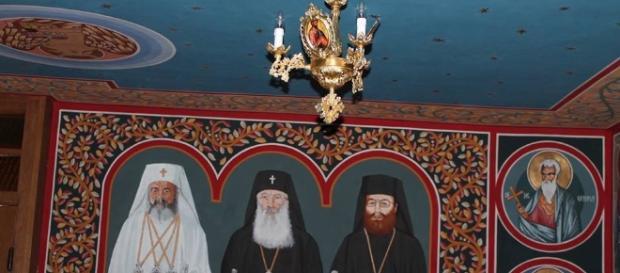 Binecuvântare a picturii interioare a Bisericii ortodoxe