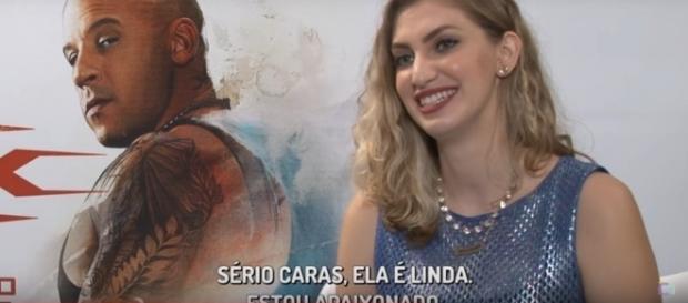 Carol Moreira x Vin Diesel: nova polêmica das redes sociais