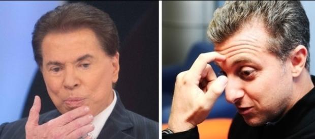 Depois de ter ideia roubada por Luciano Huck, Silvio Santos fica indignado