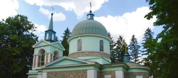 """Mănăstirea Hârjăuca - cu hramul """"Înălțarea Domnului"""""""