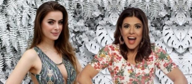 Mara faz revelação surpreendente sobre Rayanne no 'Fofocando'