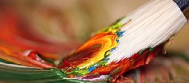 Poezie, pictură şi muzică împletite perfect într-un dialog ...